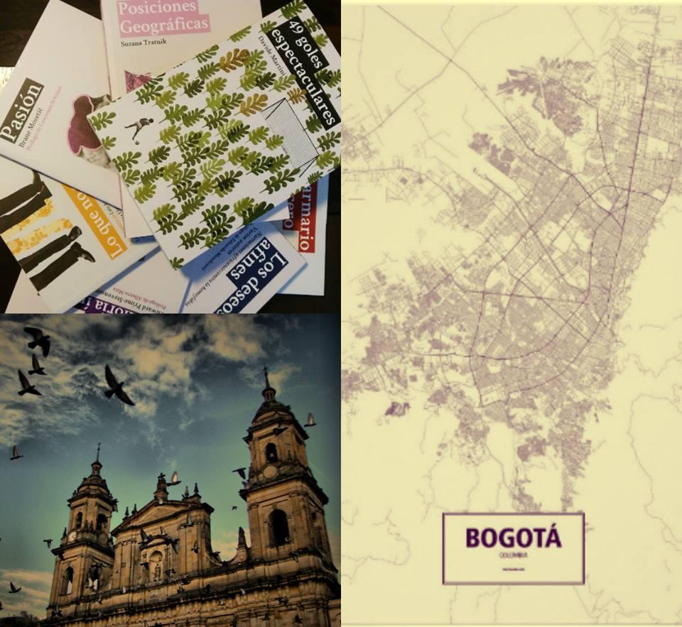 Dos Bigotes, rumbo a Bogotá