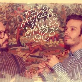 Felices fiestas con Dos Bigotes